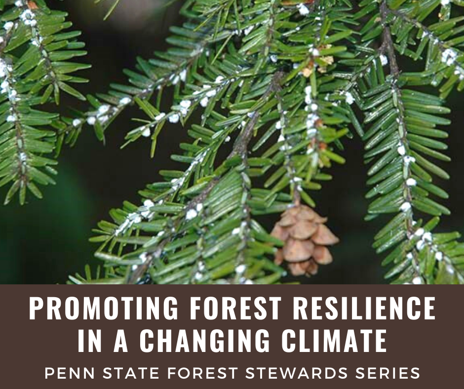 PA Forest Stewards - Jim Finley on Climate Change 2020